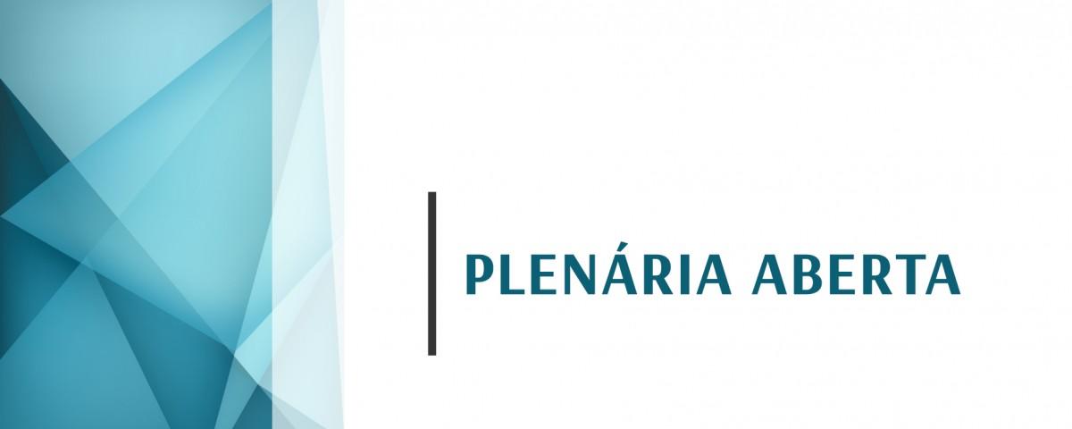 plenaria-aberta