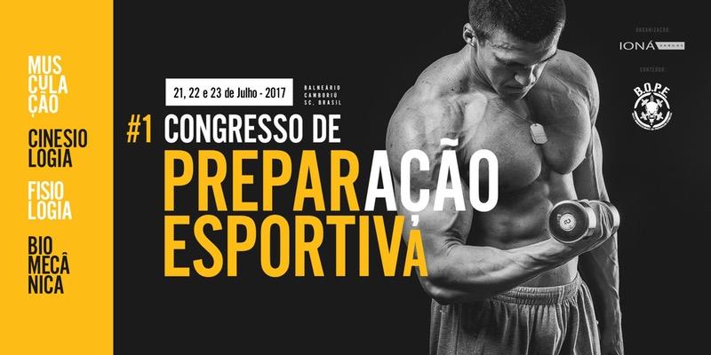 Congresso preparação esportiva