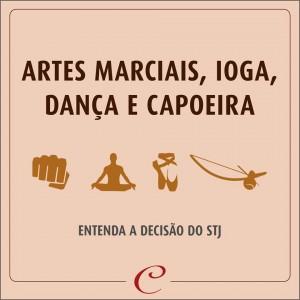 artes marciais confef