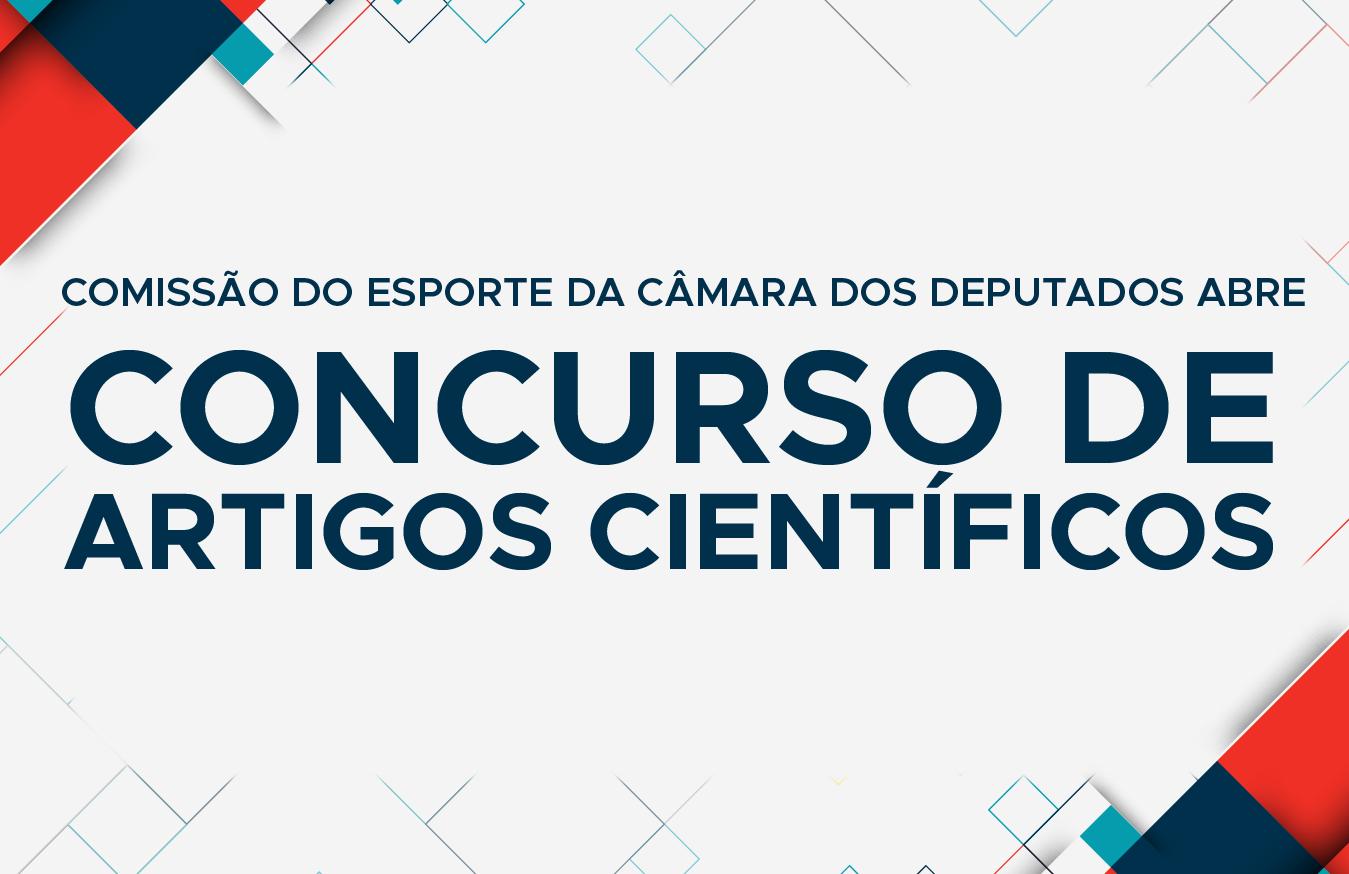 11e0b5872 Comissão do Esporte da Câmara dos Deputados abre concurso de artigos  científicos - CREF3 SC - Conselho Regional de Educação Física de SC