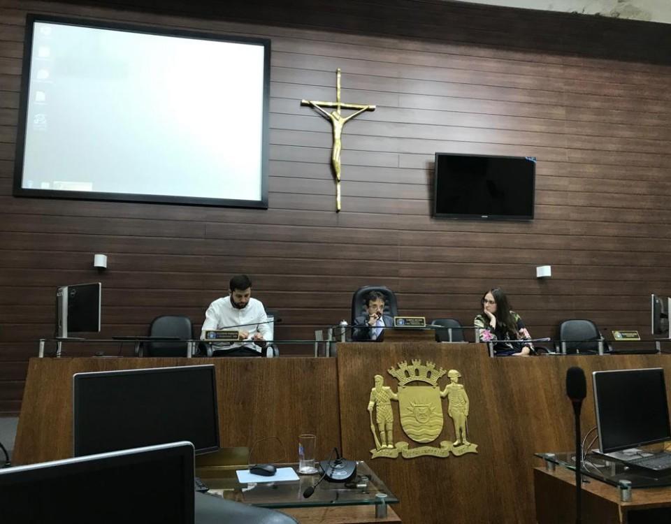 Reunião Camara capital