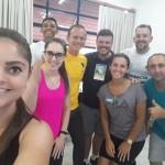 Camila de Souza, Caroline Markus e mais uns coleguinhas + Bernard Wiggers e Moises Hoch