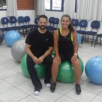 Indianara dos Passos. Curso de Pilates, alongamento e ballness