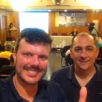 XI Fórum de Educação Física Escola CONFEF- evento paralelo Bernard Wiggers, Paulo Dala Vale