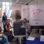 CREF Itinerante presente no evento