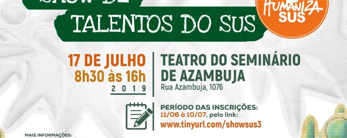 Show de Talentos Brusque 2019