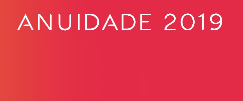 Banner Anuidade 2019